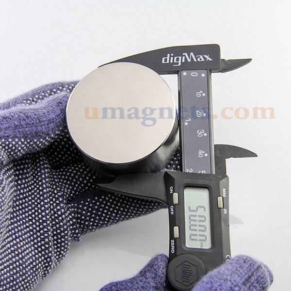 50mm x 30mm N52 Super Strong Round Magnet Large Neodymium