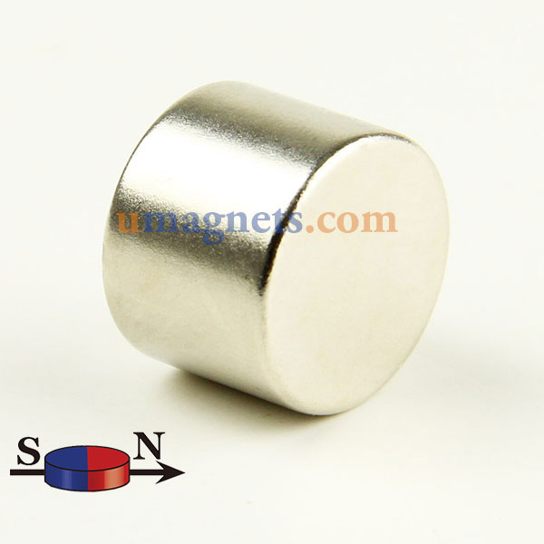 20mm x 10mm neodymium disc magnets n38 diametrically for Small round magnets crafts